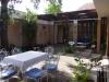 Jard�n y terraza Living - Comedor