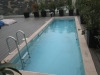 Fachada piscina