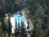 Parque y piscina