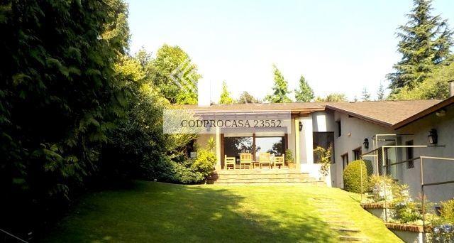 Casa estilo chilena