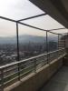 Vista al oriente desde terraza