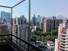 Vista terraza dormitorio