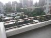 Vista despejada de terraza