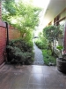 Jardines acceso a casa
