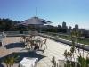 terraza con vista despejada